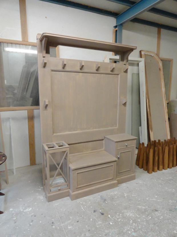 Mueble para hall de entrada