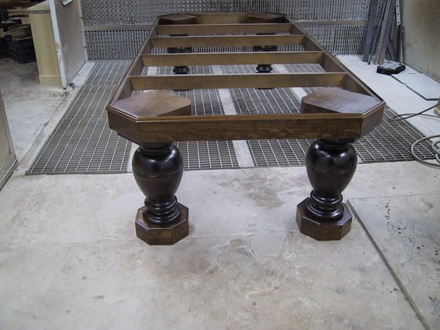 Mesa para el lobby de un hotel