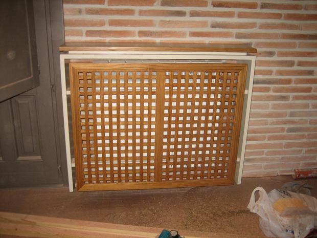 cubreradiador dibujo cuadrado