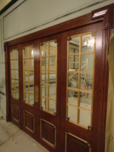 Puertas Teatro Lara